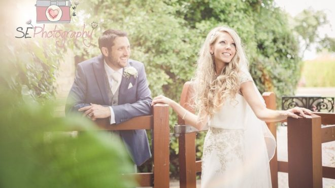 Charlotte & Rob's Wedding at Friern Manor