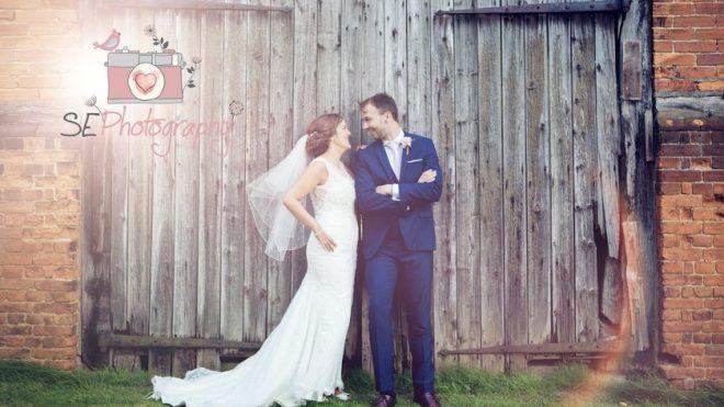 Neely & James's Wedding at Newland Hall