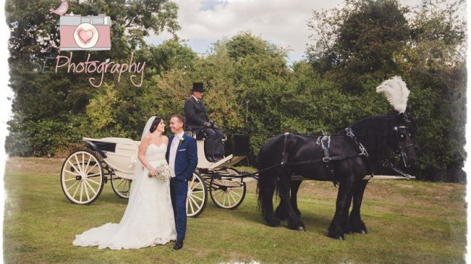 Rebekah & Wayne's Wedding at Forresters Park